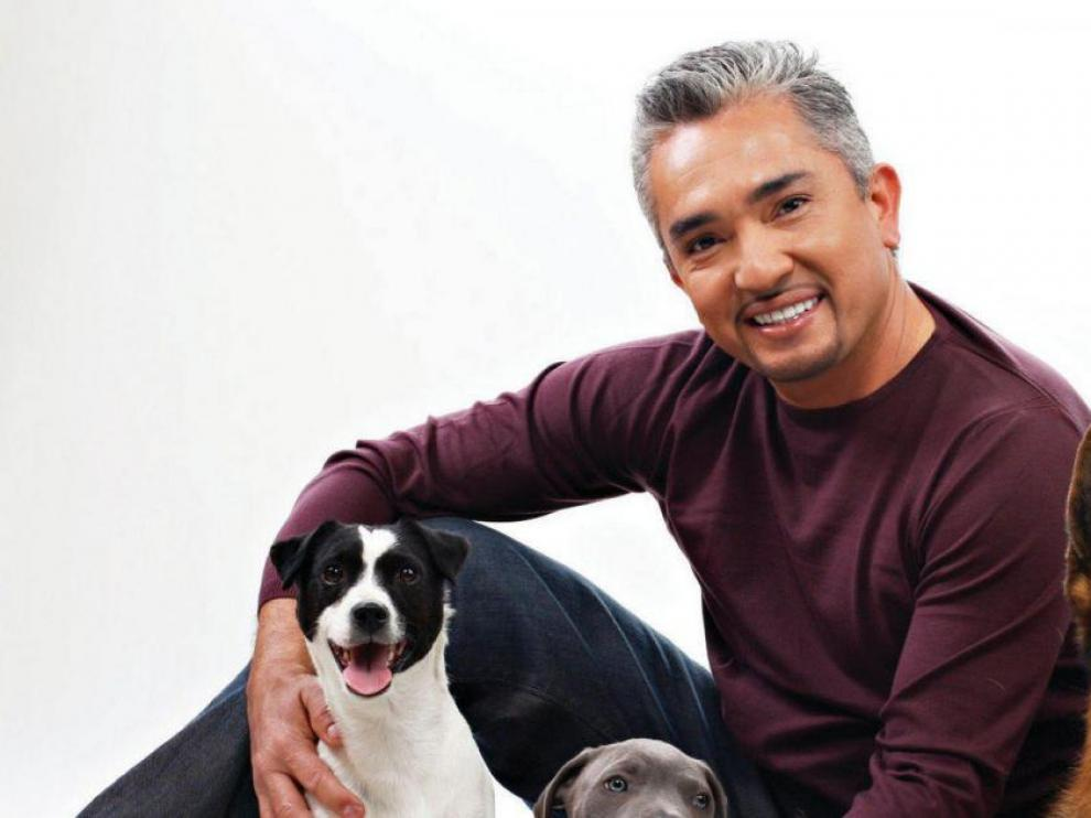 César Millan, 'el encantador de perros'