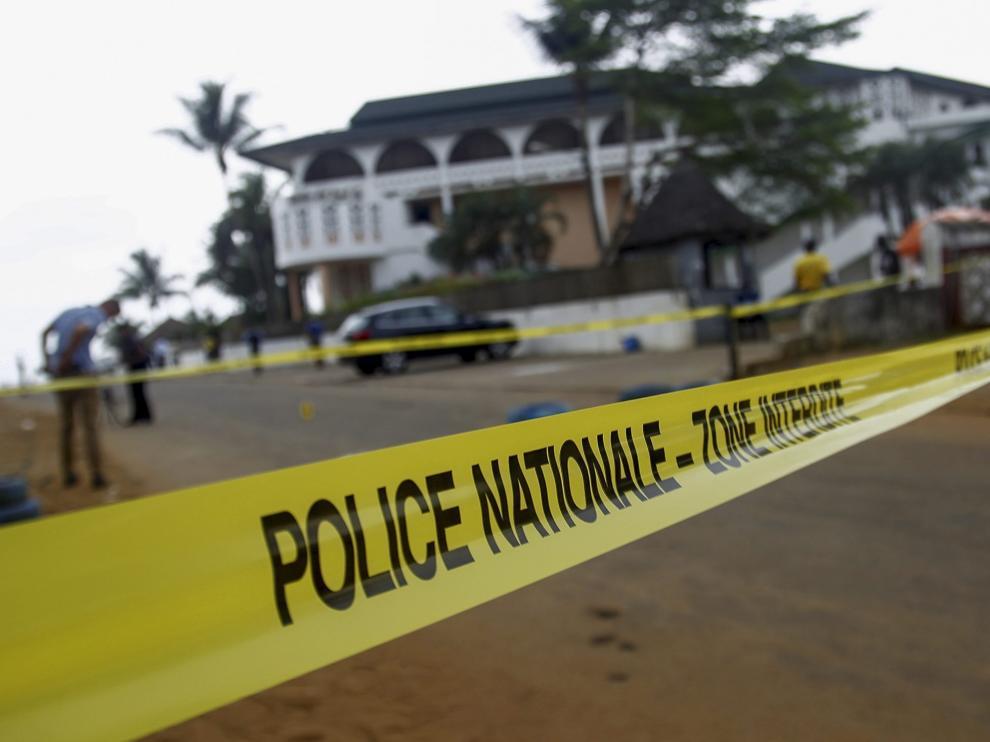 Ataque de Al Qaeda en costa de Marfil