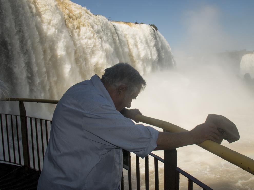 José Mújica, en Brasil