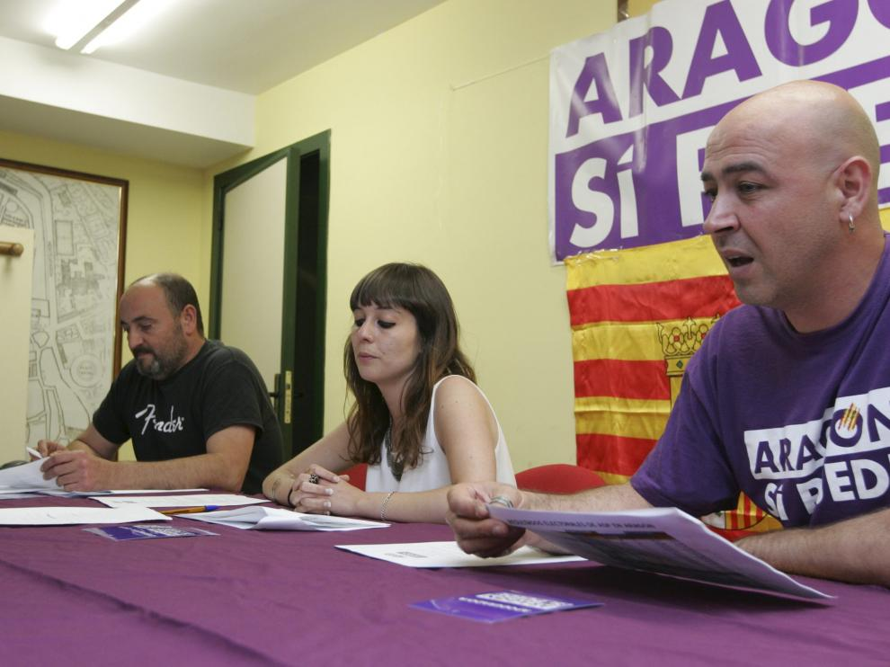 Mary Romero y Fernando Justes, en una foto de archivo.