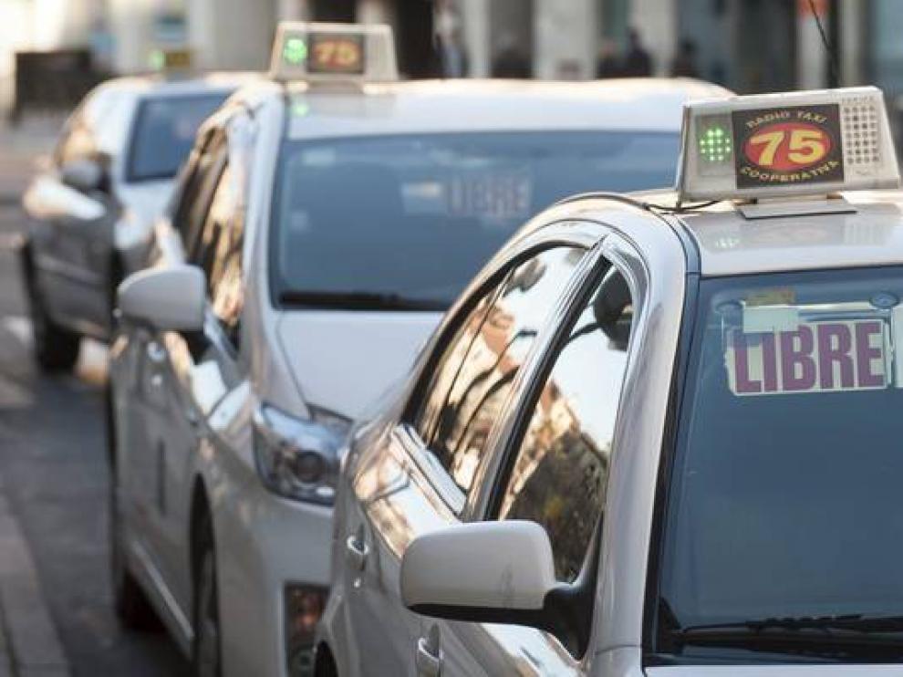 El sector del taxi, uno de los más beligerantes con la economía colaborativa