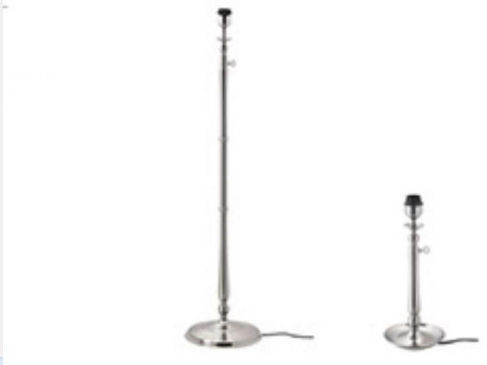 Lámpara de Ikea retirada del mercado