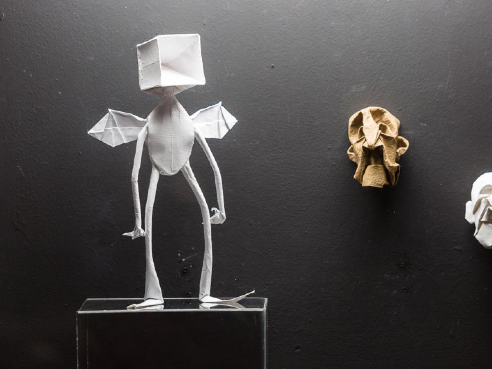 Exposiciones en el Museo del Origami