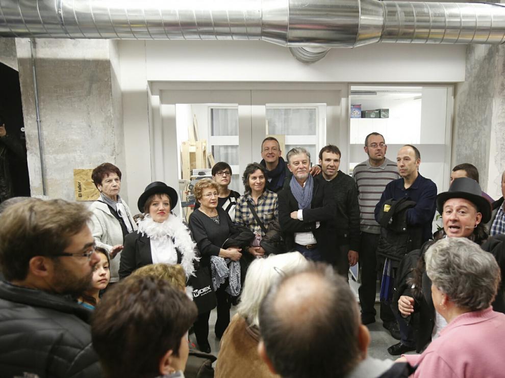 El centro de La Harinera de San José abre sus puertas