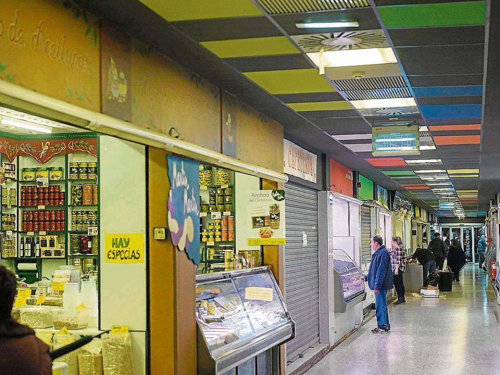 Mercados tradicionales de Zaragoza