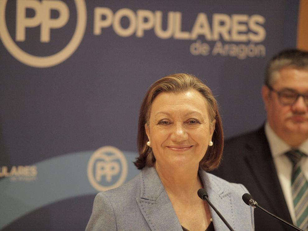 Luisa Fernanda Rudi, en una imagen de archivo.