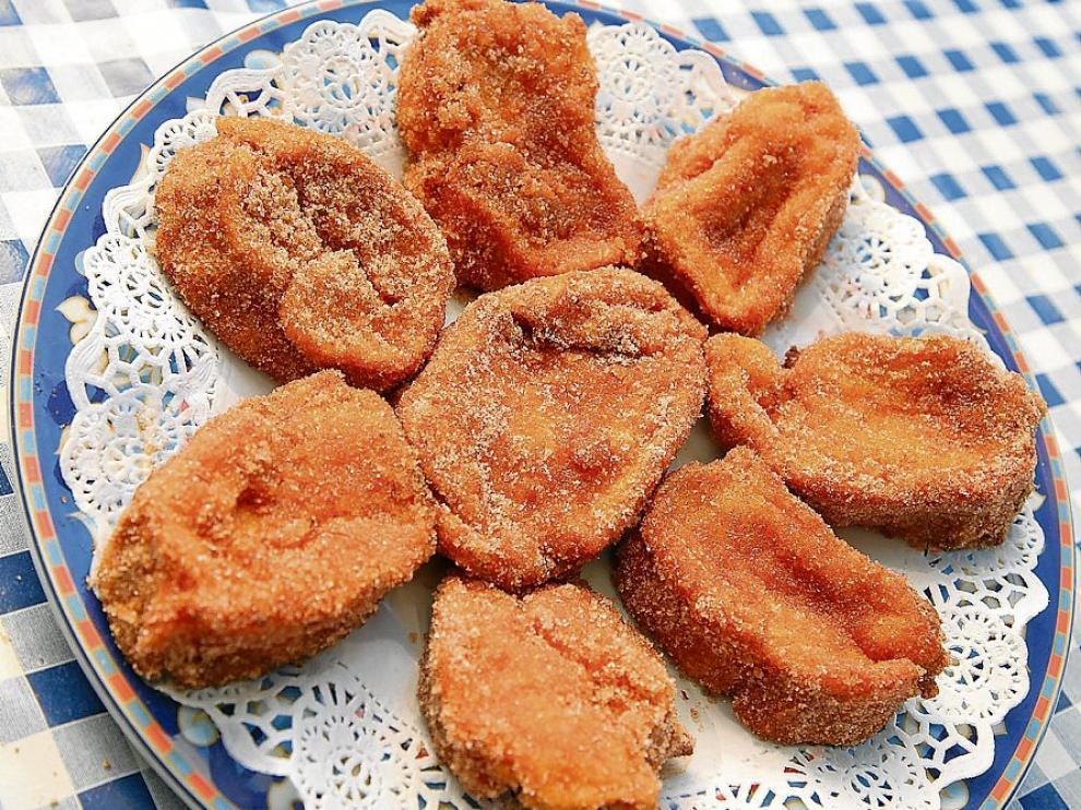 Las torrijas son uno de los dulces típicos de este periodo del año.