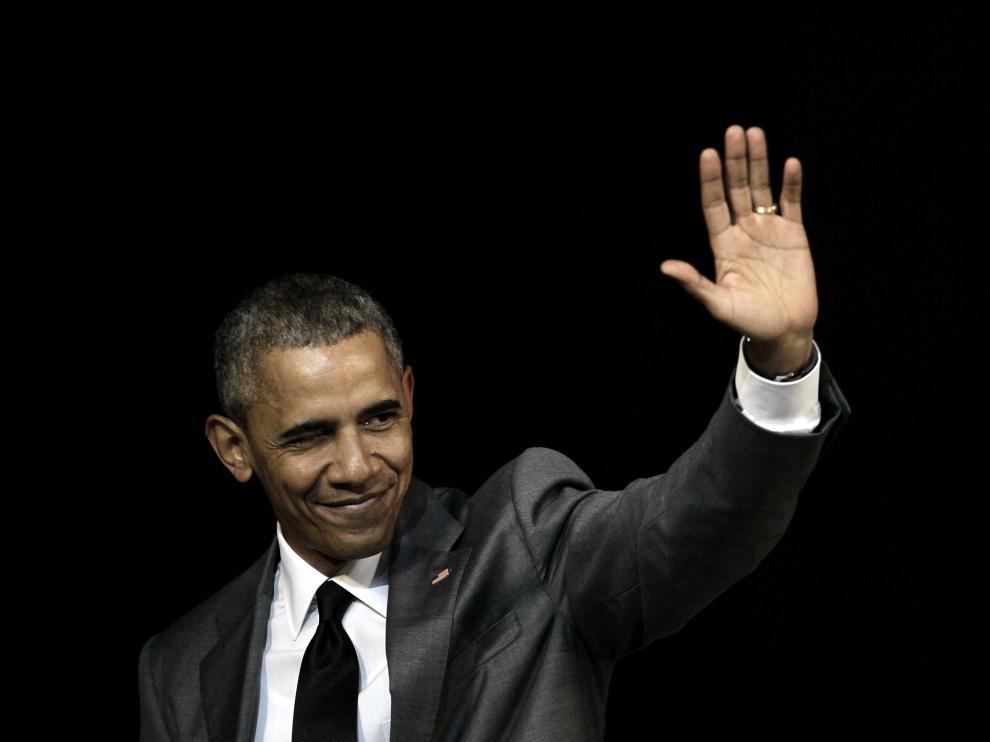 Barack Obama, en La Habana.