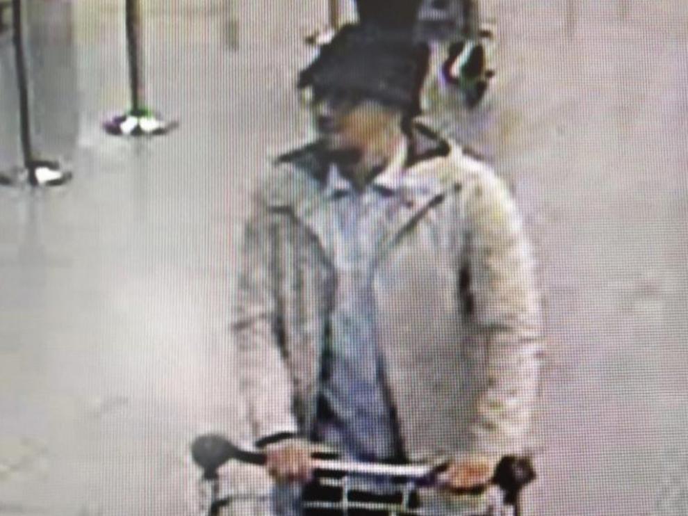 La Policía belga habría detenido a este hombre en las operaciones realizadas el jueves en Bruselas