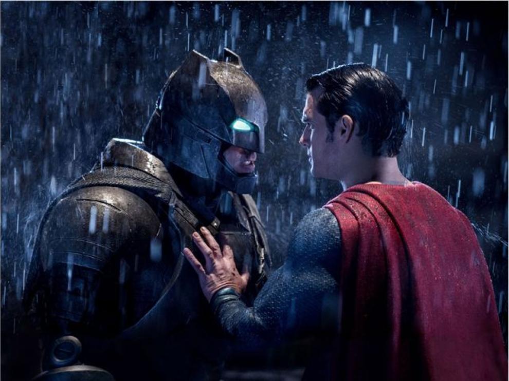Imagen de 'Batman v Superman. El amanecer de la justicia'.