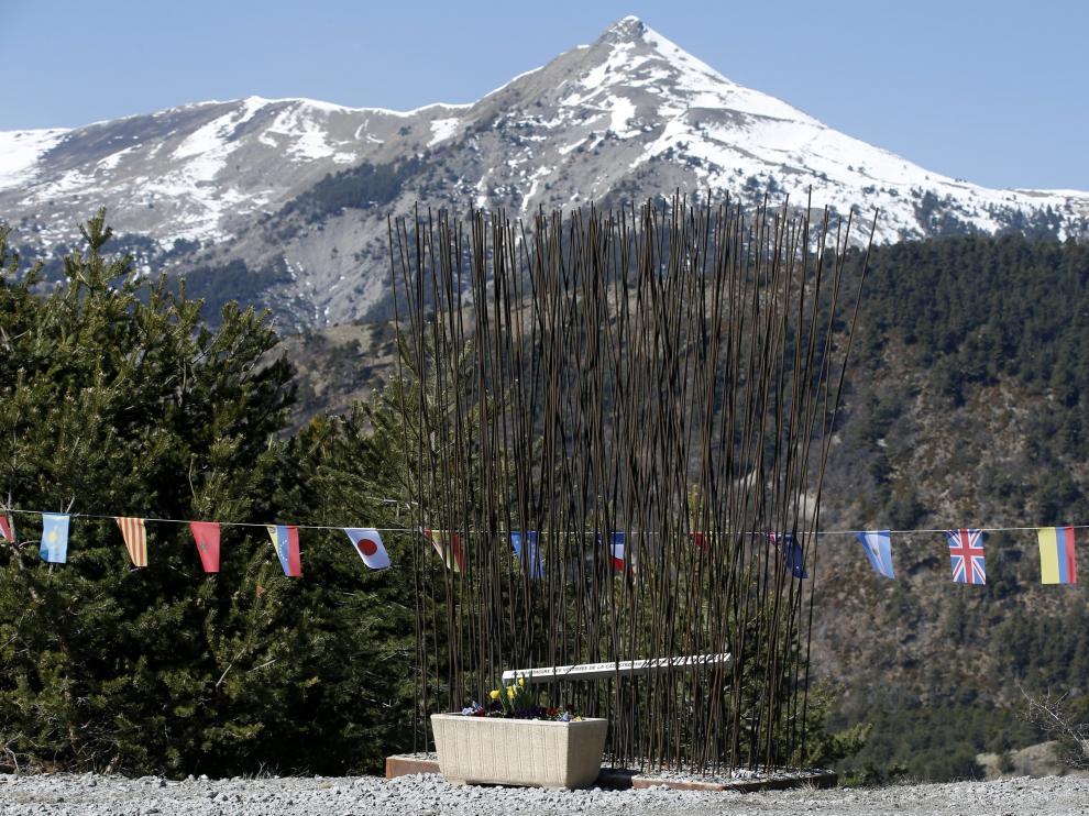 Hoy se conmemorará el primer aniversario del accidente de Germanwings en Los Alpes