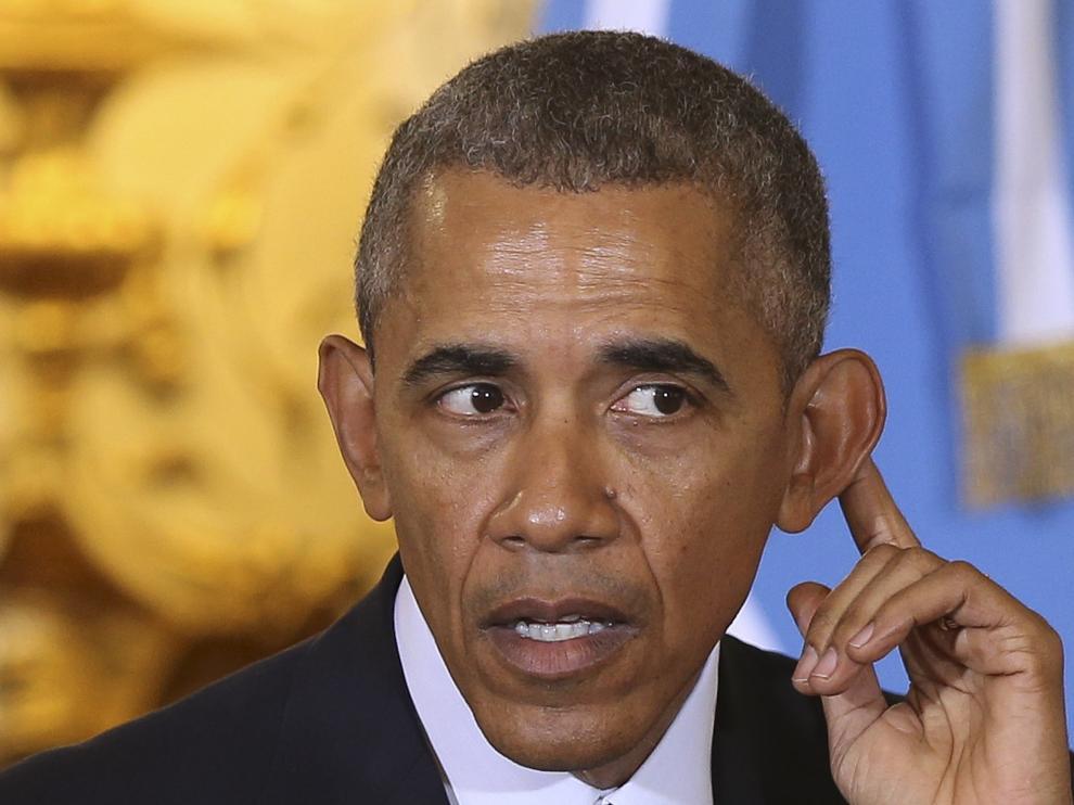 Obama en su visita a Argentina después de ir a Cuba