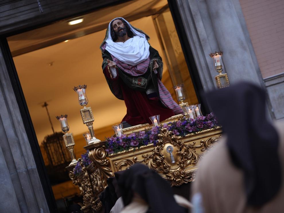 Procesión de la Oración en el Huerto