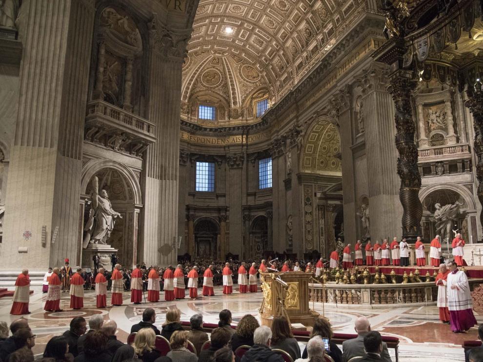 Imagen del Vaticano.