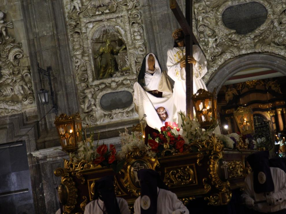 Santo Entierro en Zaragoza