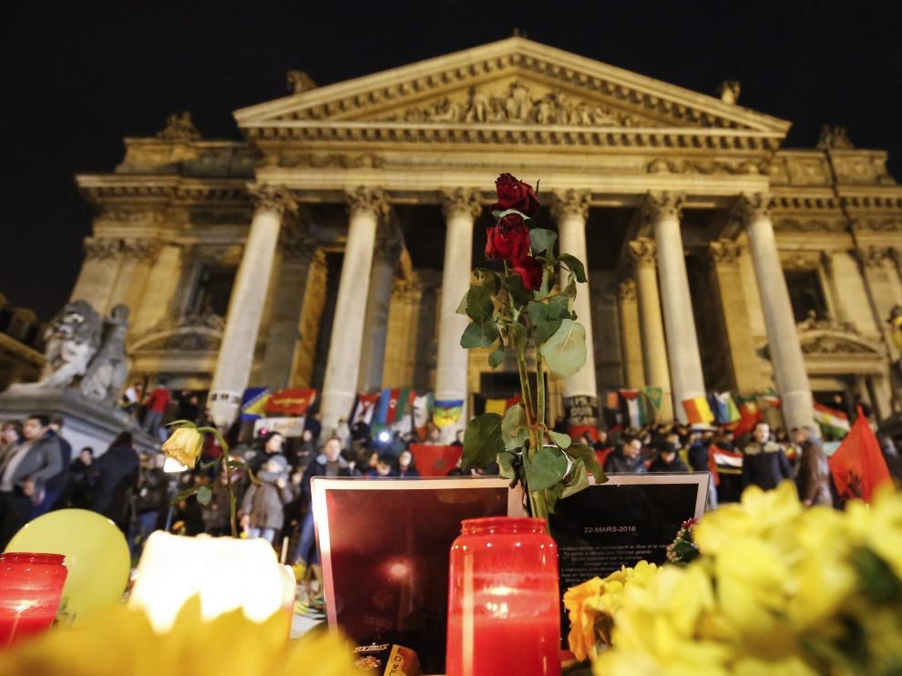 Detienen a seis personas en una operación antiterrorista en Bruselas