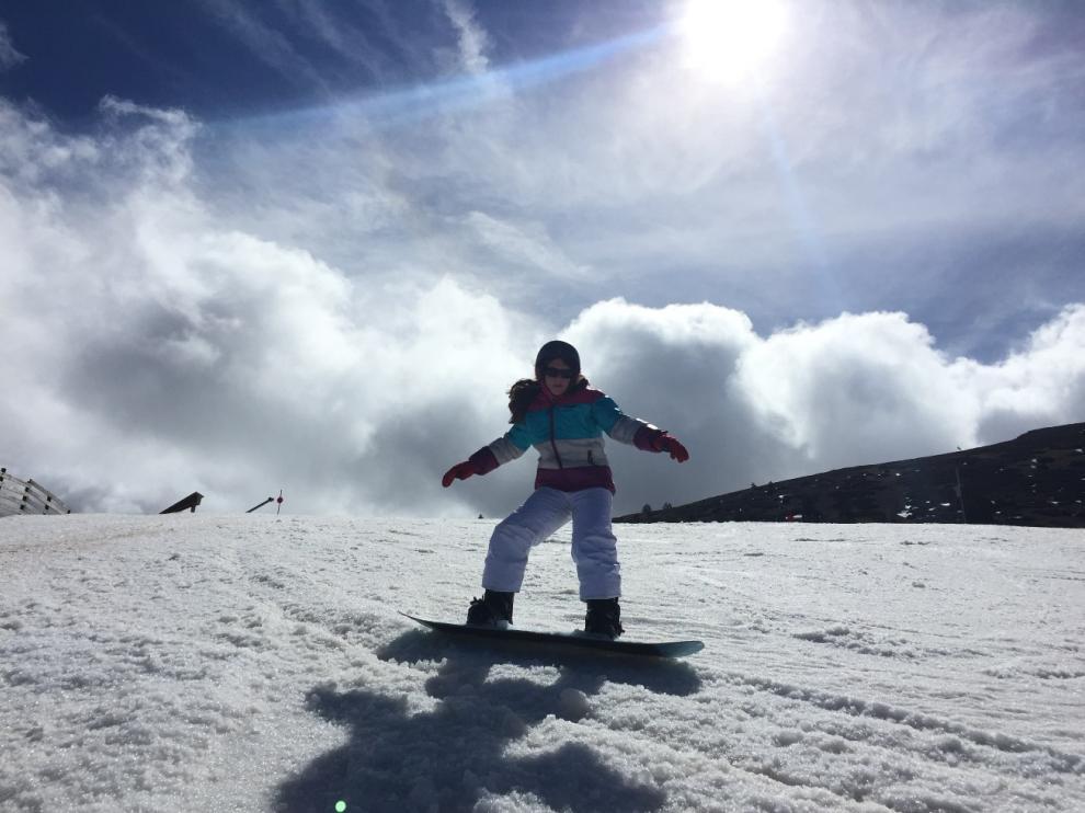 Estaciones de esquí en Semana Santa