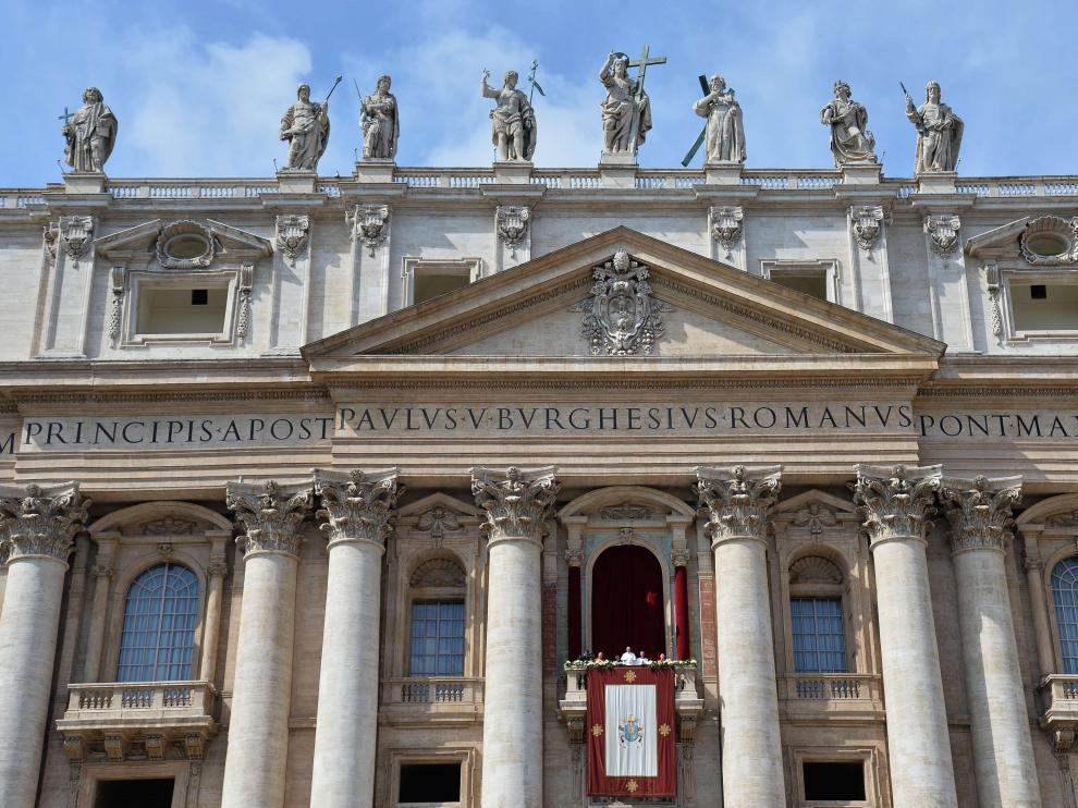 Imagen de archivo del Vaticano.