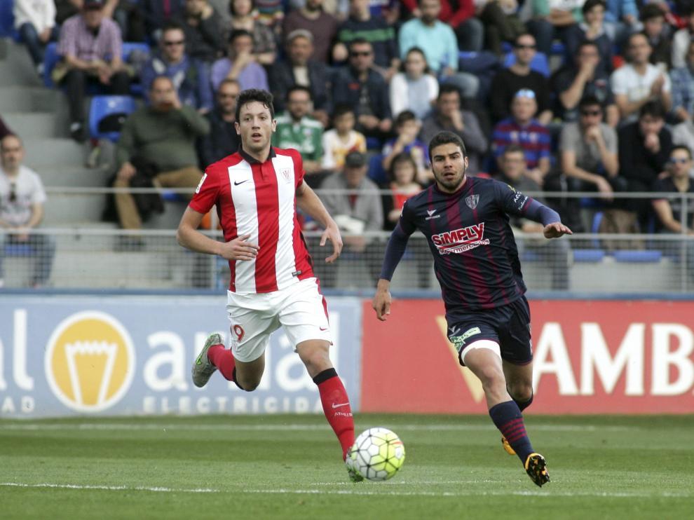 La SD Huesca adelanta su último partido al sábado a las 17.30