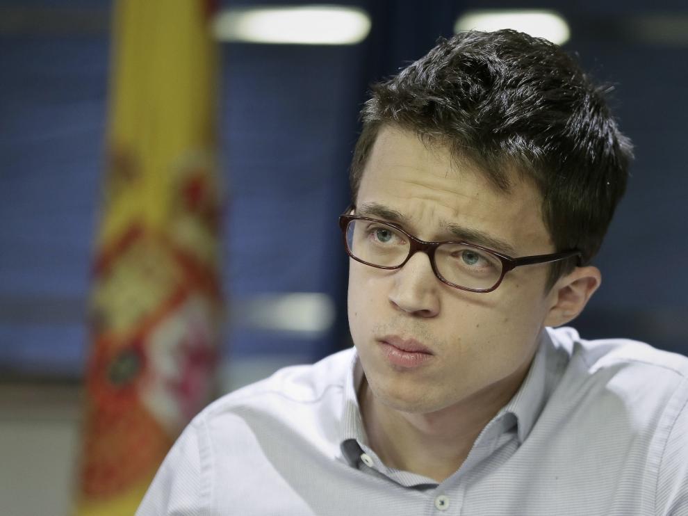 Iñigo Errejón ha criticado duramente la decisión del Gobierno en funciones.