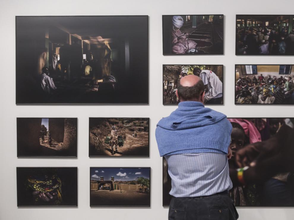 Las diez fotografías que muestran la dura realidad que se vive en Níger.
