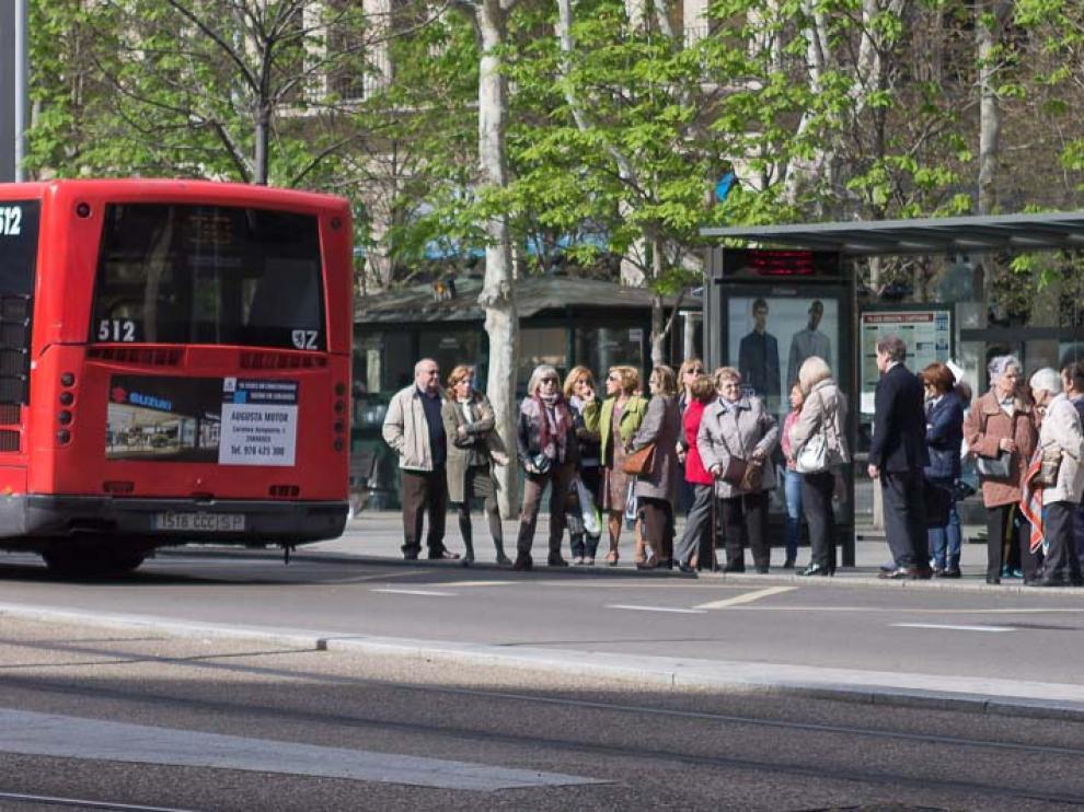 Los trabajadores de Auzsa rechazan la instalación de cámaras en los buses