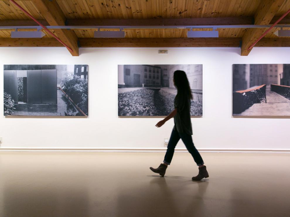 Exposición de Cristina Iglesias en Fuendetodos por el aniversario de Goya
