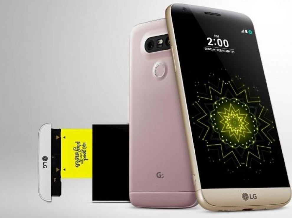El LG G5 ya tiene fecha de lanzamiento en España