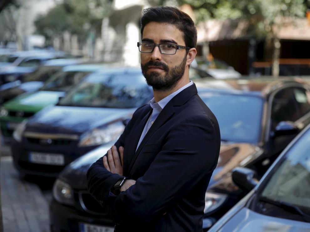 Carles Lloret. director de Uber en el sur de Europa
