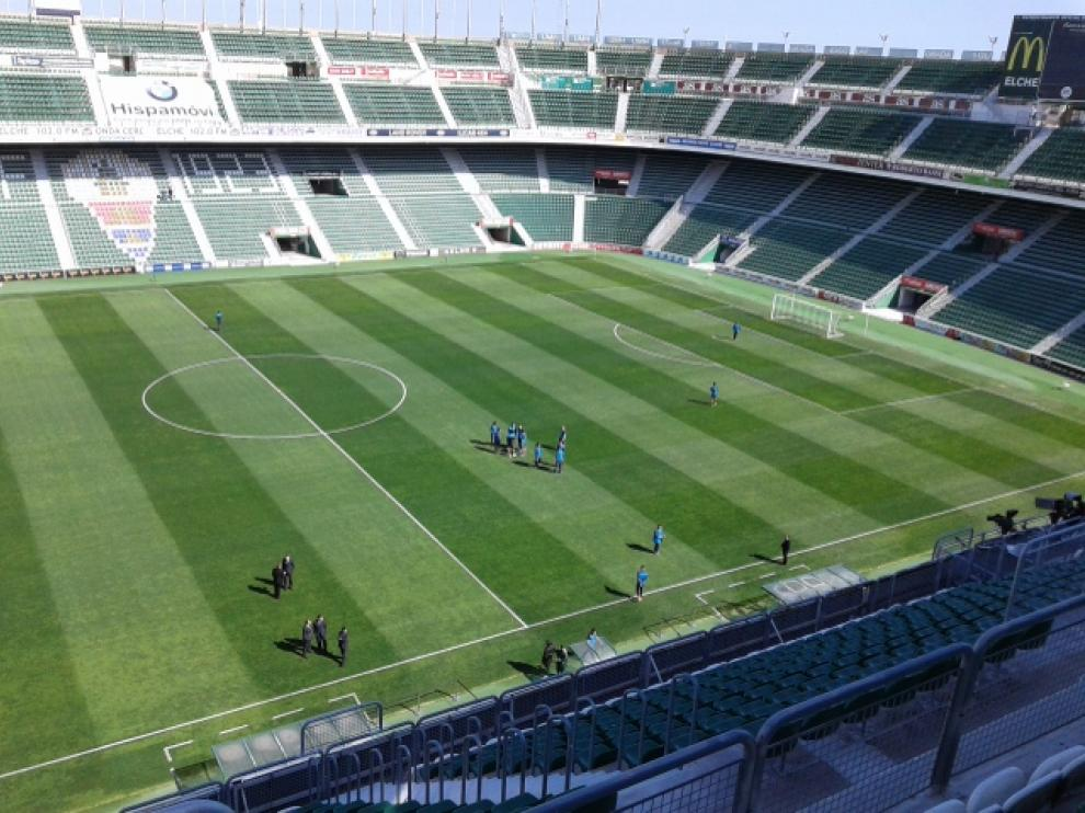 Estadio Martínez Valero de Elche