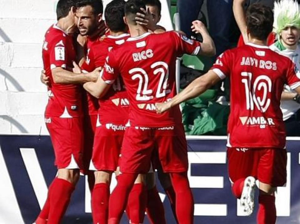 Elche - Real Zaragoza