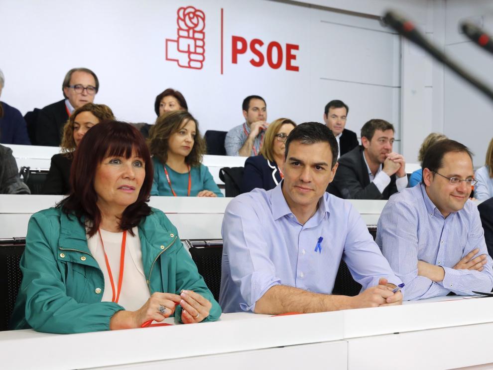 Este sábado tiene lugar el Comité Federal del PSOE