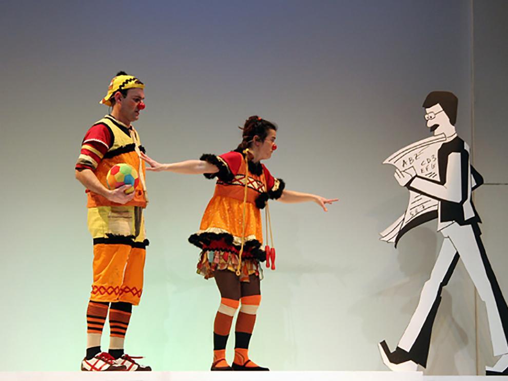 Espectáculo infantil 'Calles' de Engrata Teatre en Teatro Arbolé.