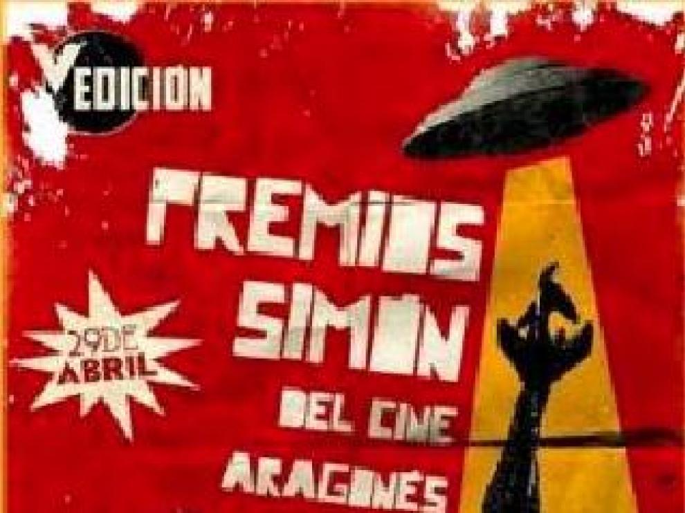 ?La Gala de los Premios Simón del cine aragonés se celebrará el 29 de abril en el Auditorio