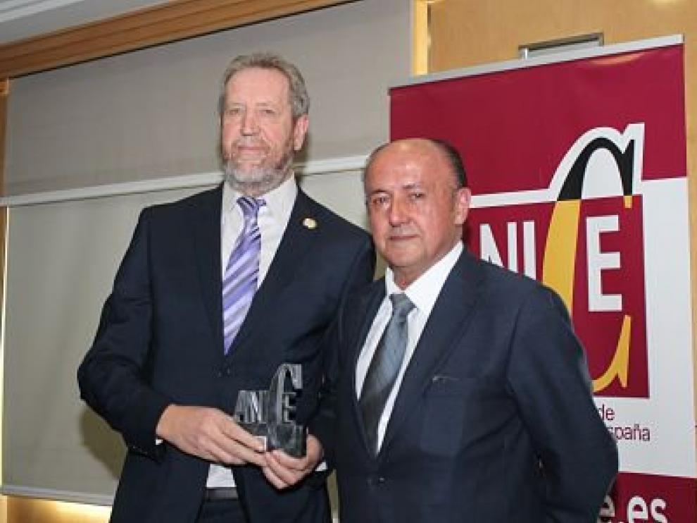 Grupo Pastores recibe el Premio Sostenibilidad y Medio Ambiente de la ANICE.