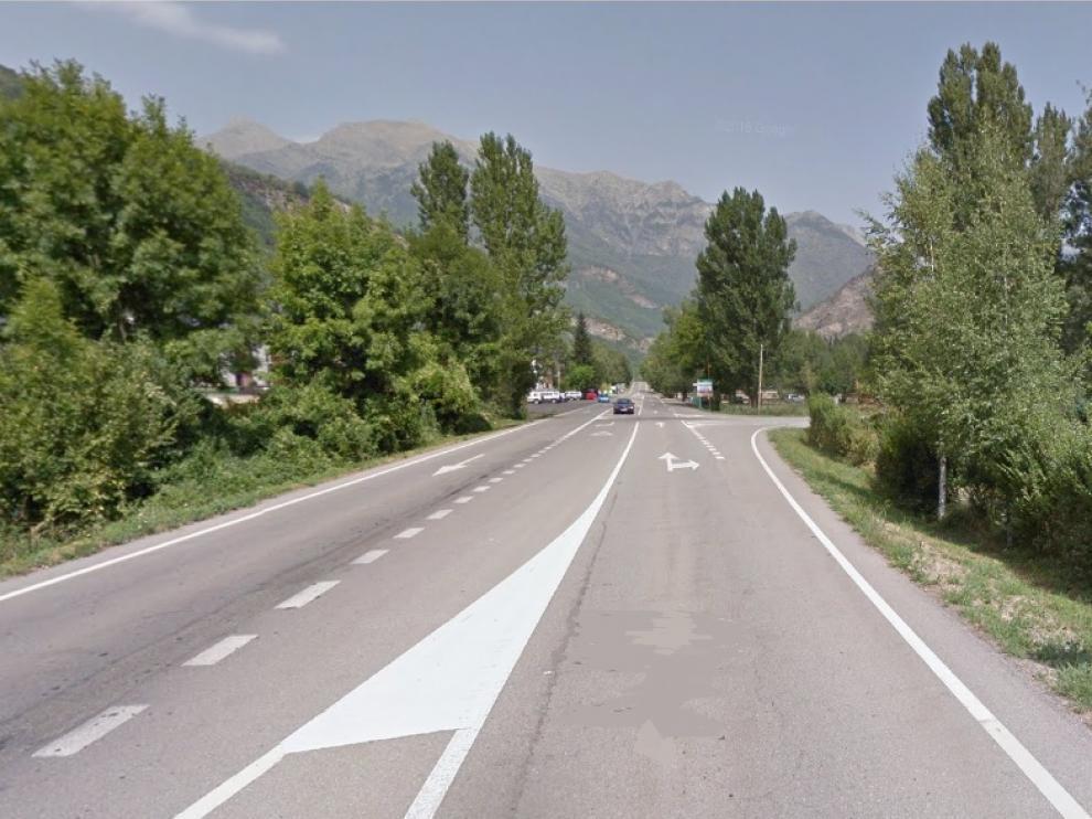 La limitación de velocidad a 50 km/h es la única solución que se ha adoptado en Villanova.