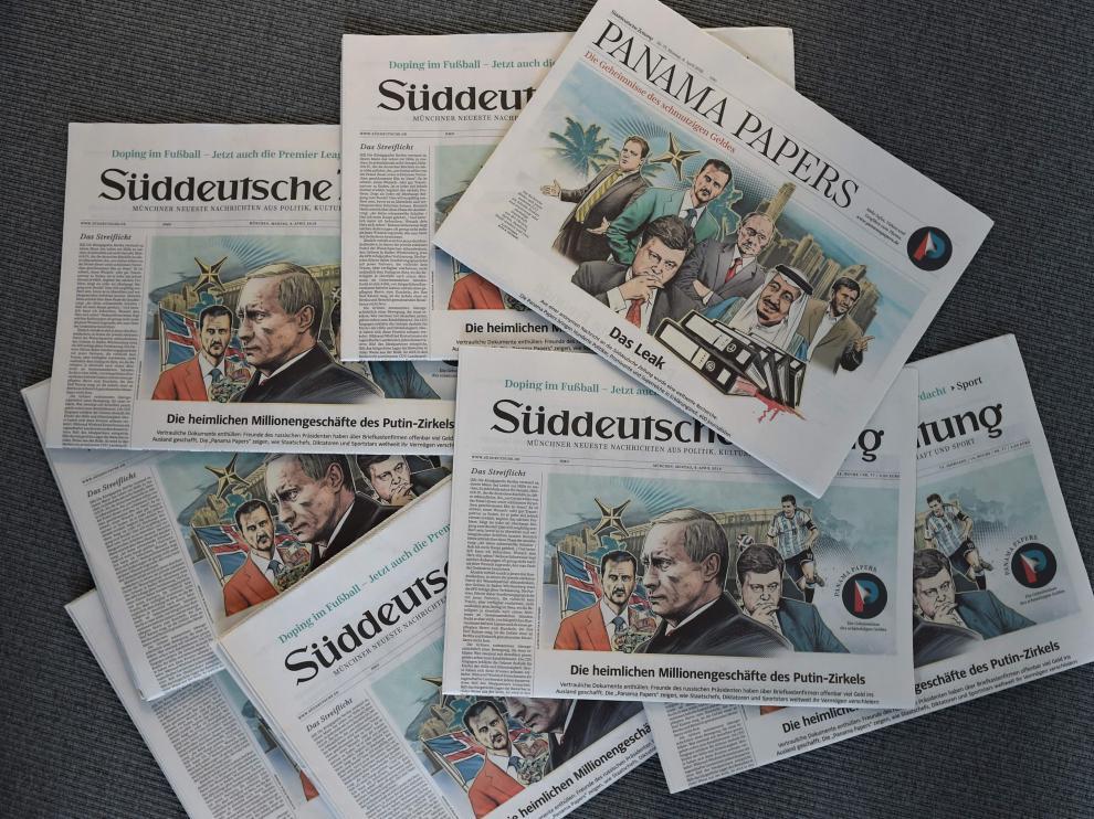 'Süddeutsche Zeitung'