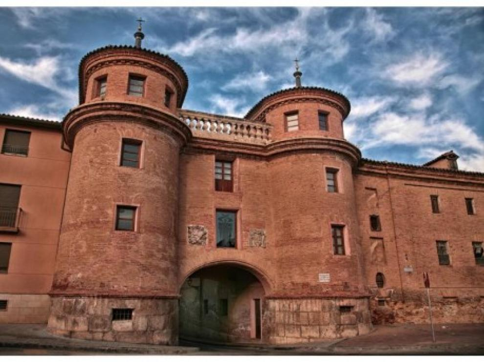 La Puerta de Terrer en Calatayud.