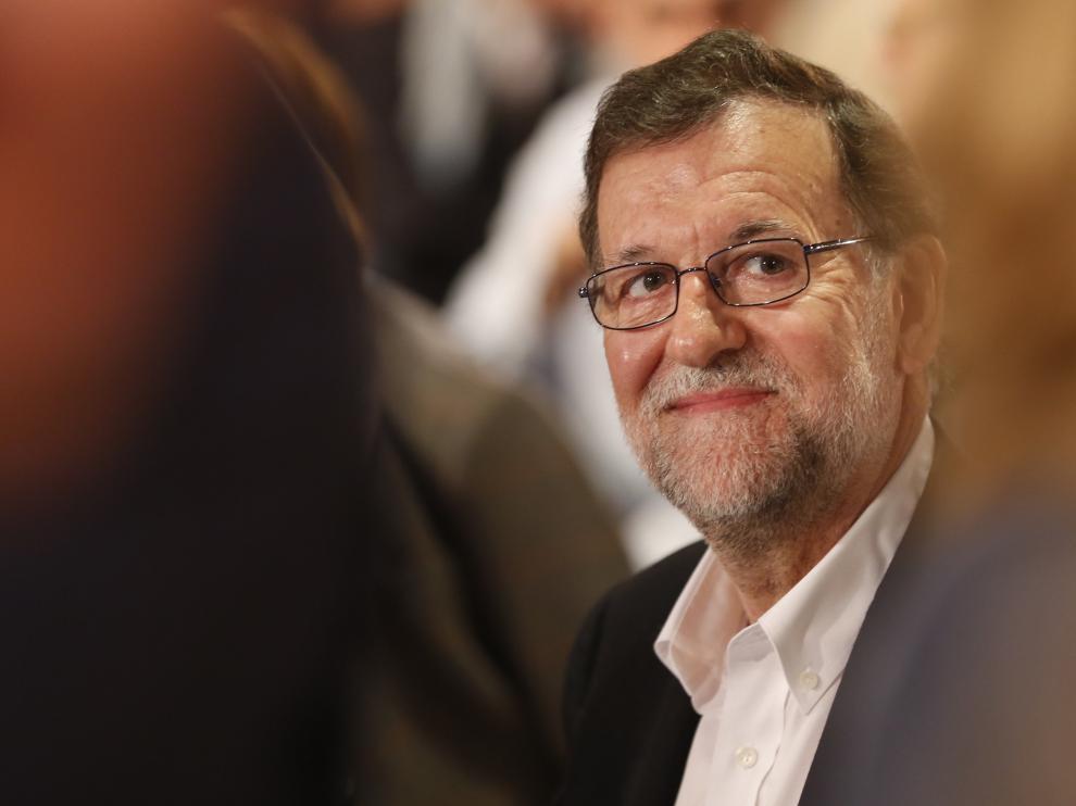 Rajoy, en la convención de Barcelona