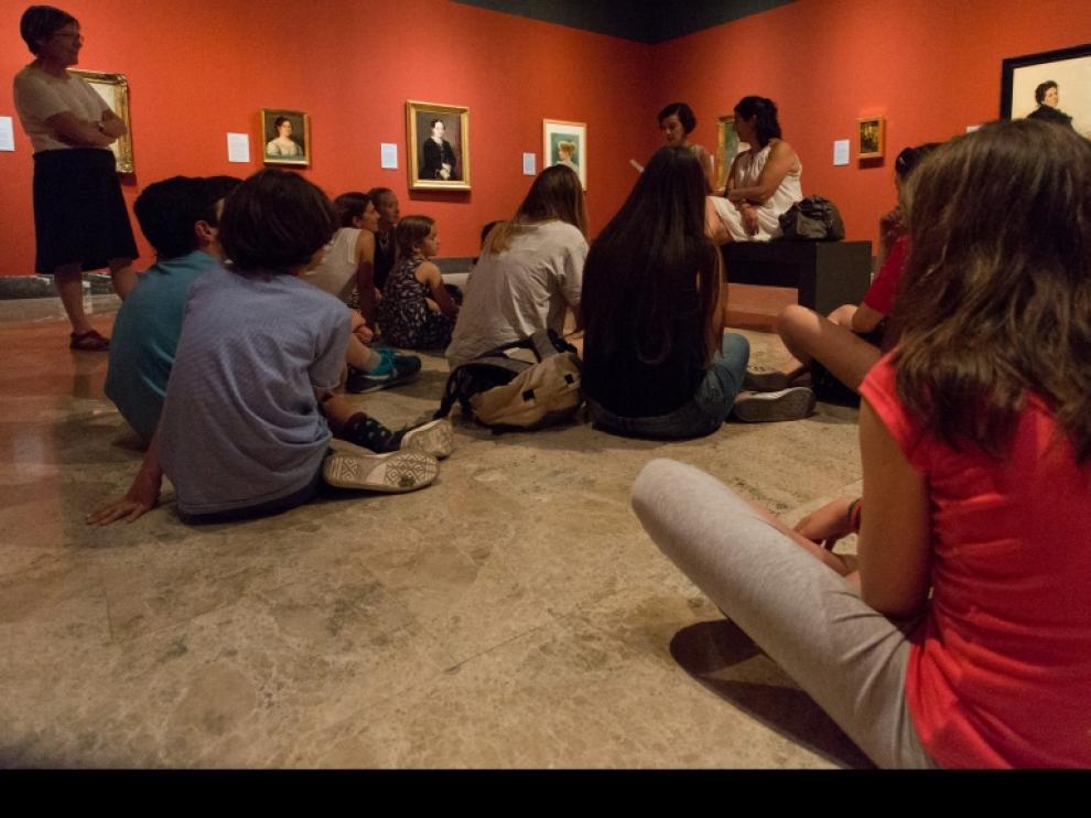 El Museo de Zaragoza en una imagen de archivo.
