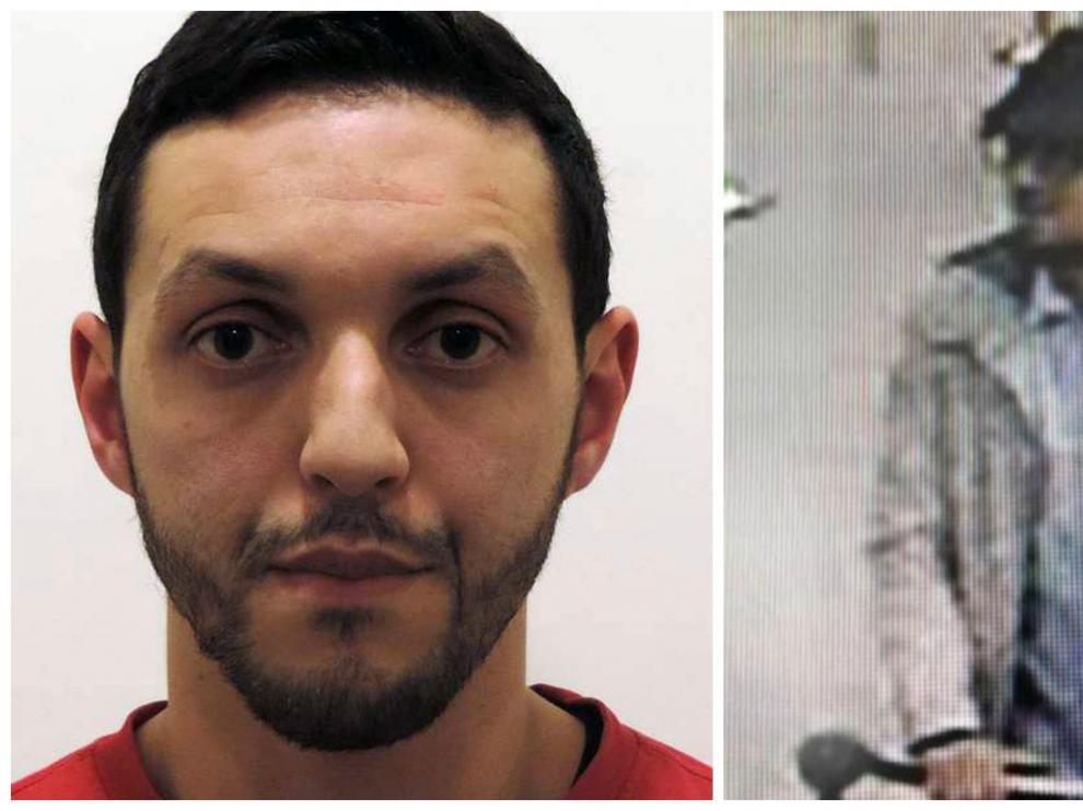 Mohamed Abrini admite ser 'hombre del sombrero'