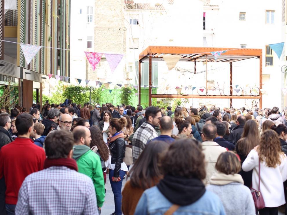 Mercado de Las Armas en Zaragoza