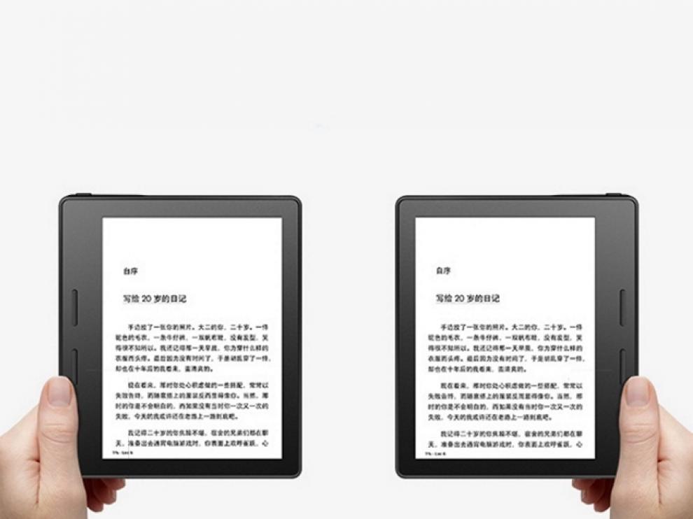 Este podría ser el nuevo Kindle de Amazon