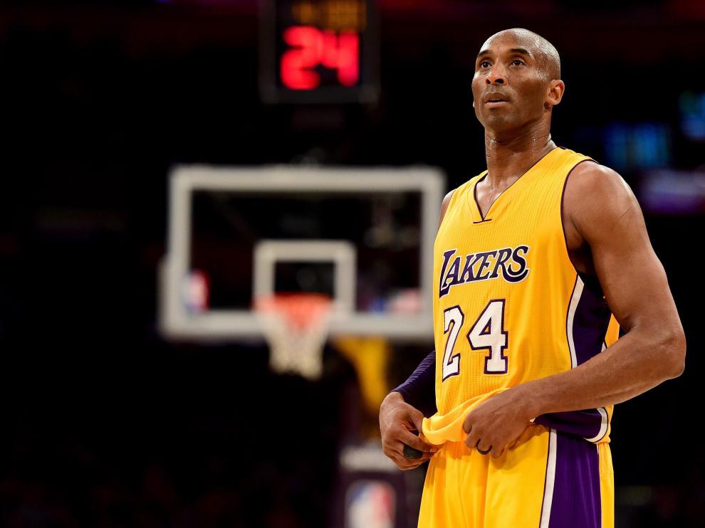 Despedida de Kobe Bryant de Los Ángeles Lakers.