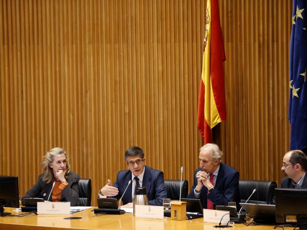 Presentación del informe de Unicef.