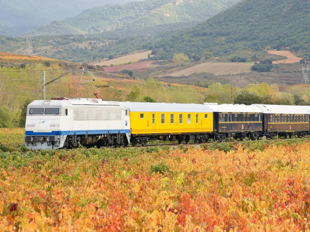 El Tren Azul