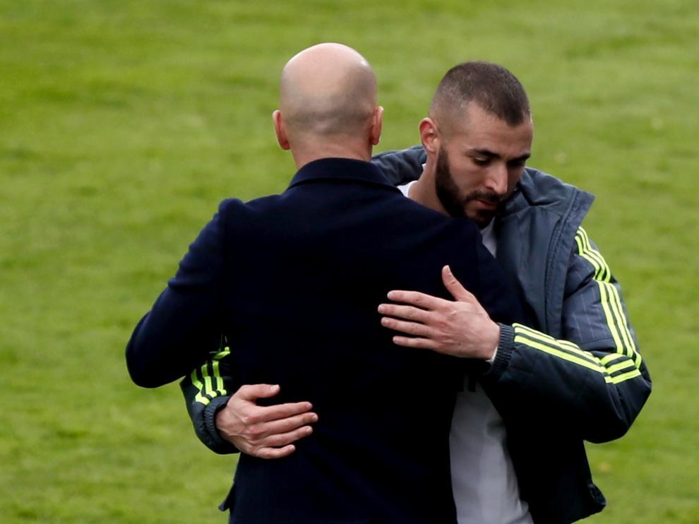 El Real Madrid gana en Getafe