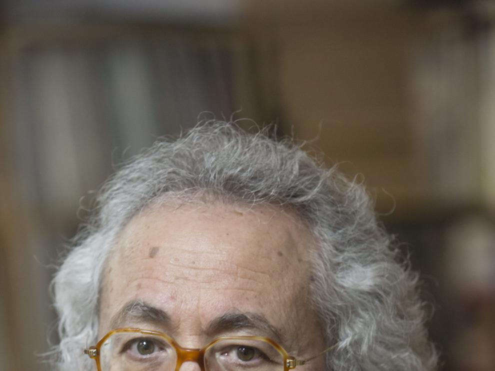 Matías Uribe, autor del libro.