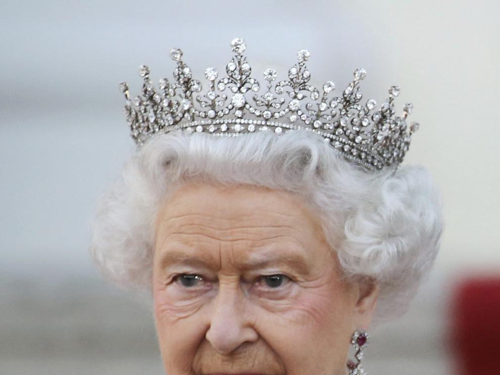 La reina Isabel II cumplirá 90 años el próximo 21 de abril.
