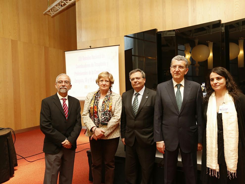 XIII Reunión Nacional de Coordinadores de Trasplante y Profesionales de la Comunicación